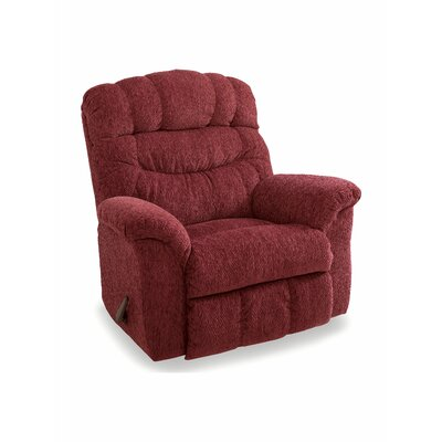Norfolk Zero Gravity Recliner Color: Burgundy