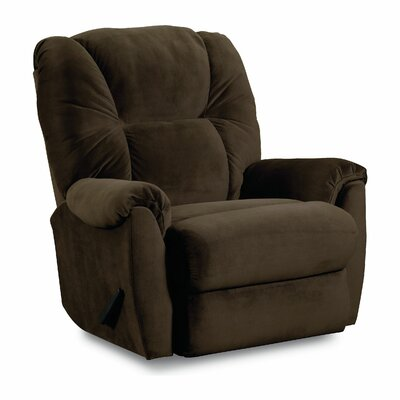 Webb Zero Gravity Recliner Color: Chocolate