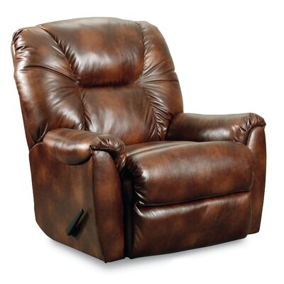 Webb Zero Gravity Leather Recliner