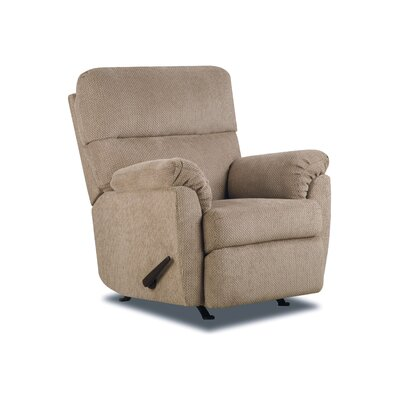 Freestyle Rocker Recliner Color: Sage