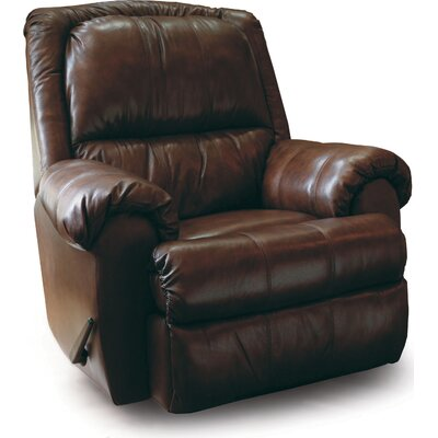 Xander Zero Gravity Recliner Color: Brown