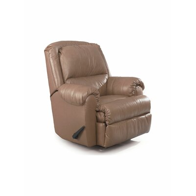Xander Zero Gravity Recliner Color: Cobblestone