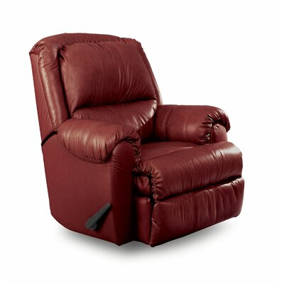 Xander Zero Gravity Recliner Color: Red
