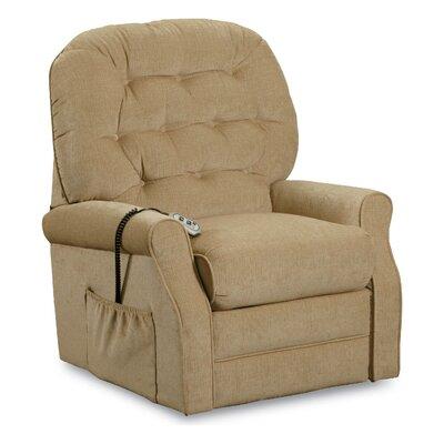 Joann Power Lift Chair Color: Tan