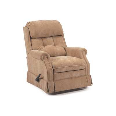 Carolina Chaise   Recliner Color: Tan
