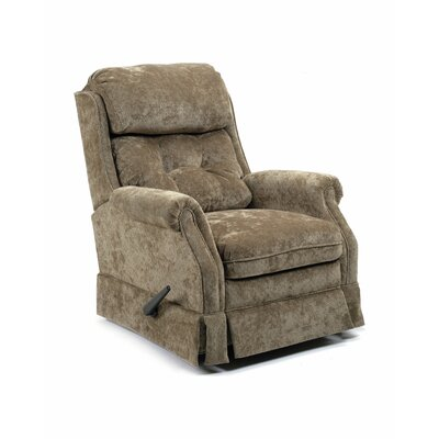 Carolina Chaise   Recliner Color: Sage