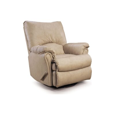 Alpine Chaise  Recliner Color: Stone
