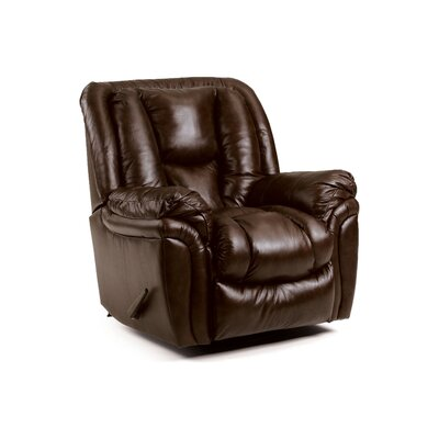 Saturn Chaise   Recliner Color: Chocolate
