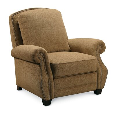 Westbury Recliner Color: Green