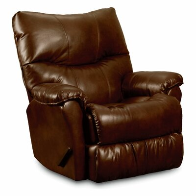 Triton Zero Gravity Recliner Color: Chocolate