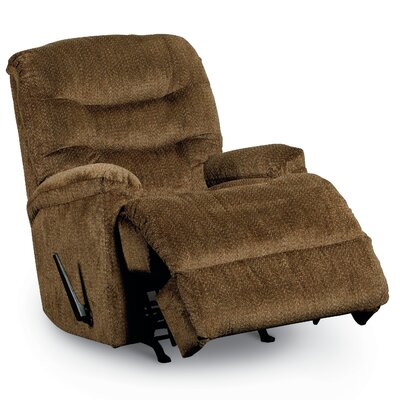 Grayson Zero Gravity Recliner Color: Burgundy