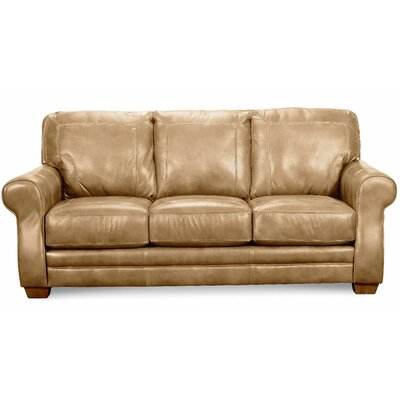 Bowden Sofa Color: Tan