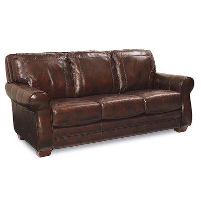 Bowden Sofa Color: Brown
