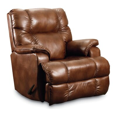 Rancho Comfort King� Chaise  Recliner Color: Tobacco