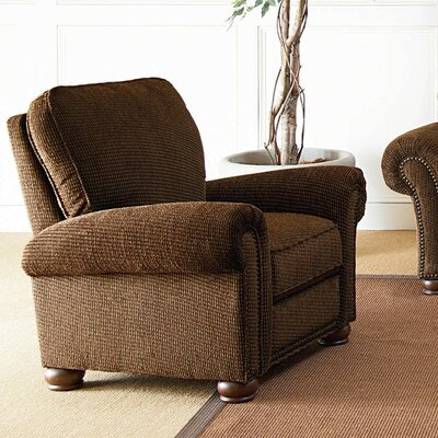 Benson Chair Color: Brown