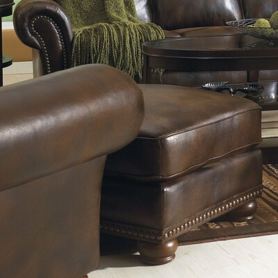 Benson Ottoman Color: Brown