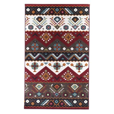 Moretti Southwestern Area Rug Rug Size: Rectangle 8 x 10