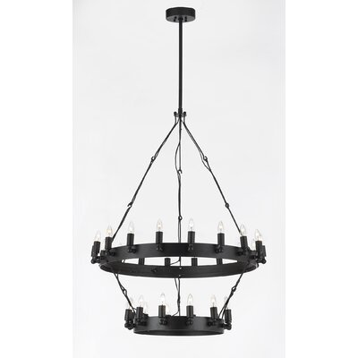 Edgemont 30-Light Candle-Style Chandelier