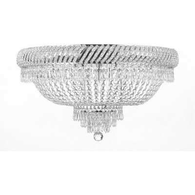 Lansdown Empire 6-Light Flush Mount