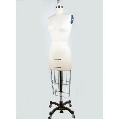 Professional Dress Form FDF-4FDF-BASE