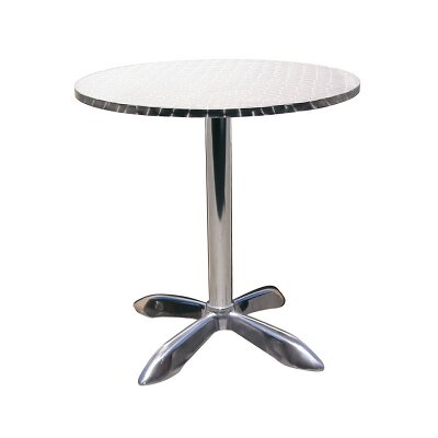 Dining Table Size: 27.5 L x 27.5 W