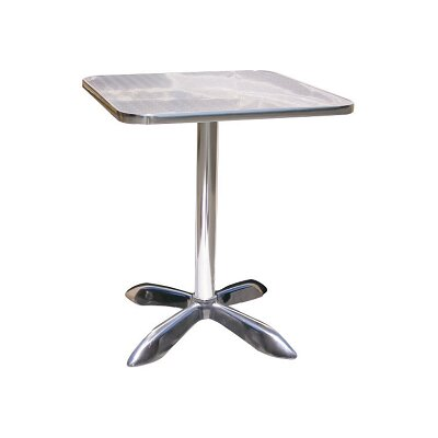Dining Table Size: 31.5 L x 31.5 W