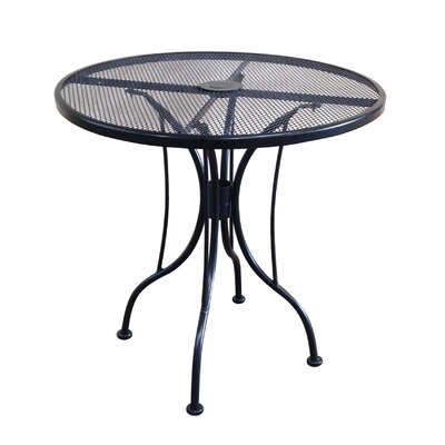 Dining Table Size: 30 L x 30 W