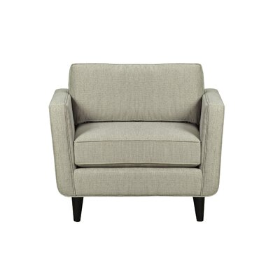 Lennon Arm Chair Color: Fog