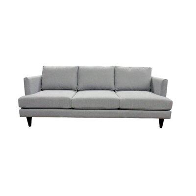 Lisbon Sofa Upholstery: Mouse