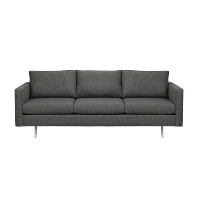 London Sofa Upholstery: Charcoal