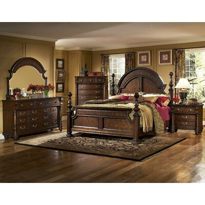 Bainbridge Panel Configurable Bedroom Set