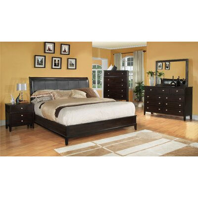 Newton Queen Panel Configurable Bedroom Set