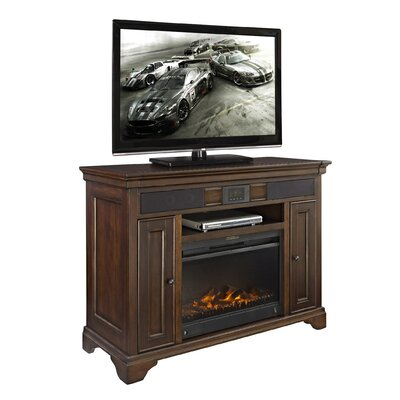 Belcourt 48 TV Stand with Fireplace
