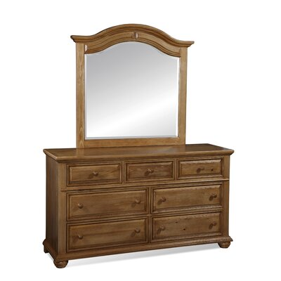 Taylor Dresser and Mirror