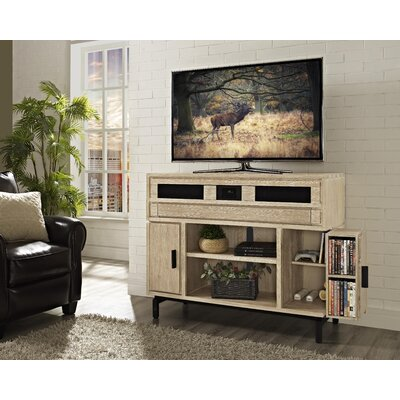 Blair TV Stand Color: Weathered Vellum