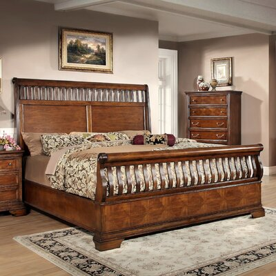 Waverly Place Sleigh Bed Size: Queen