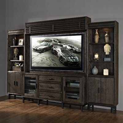 Blair Entertainment Center Color: Burnished Cocoa