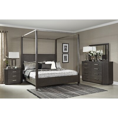Chelsea Loft Canopy Bed Size: California King