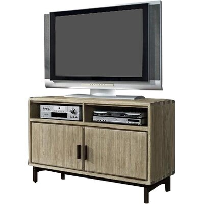 Blair 48 TV Stand Color: Weathered Vellum