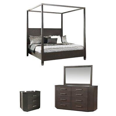 Chelsea Loft Canopy Configurable Bedroom Set