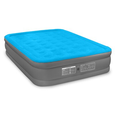 Camp Mate 17 Air Mattress Size: Queen