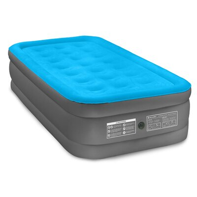 Camp Mate 17 Air Mattress Size: Twin