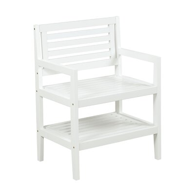 Isetta Armchair Finish: White