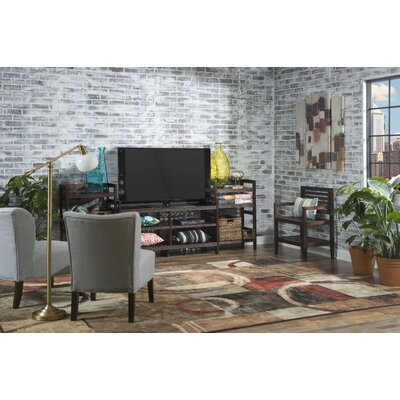 Swihart Multi-function 51 TV Stand Color: Merlot