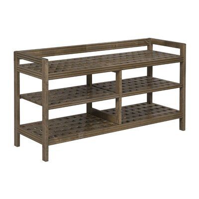 Swihart Multi-function 51 TV Stand Color: Chestnut