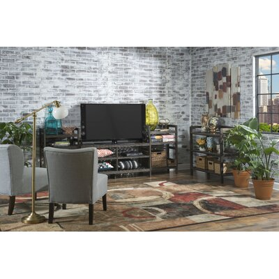 Swihart Multi-function 51 TV Stand Color: Graphite
