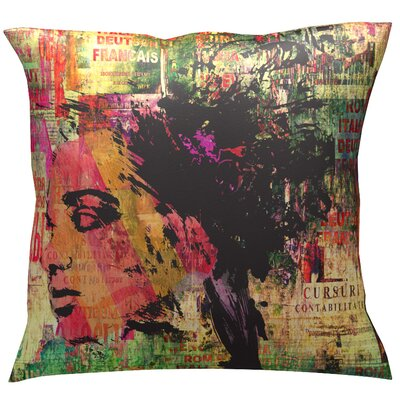 Hybridize Throw Pillow