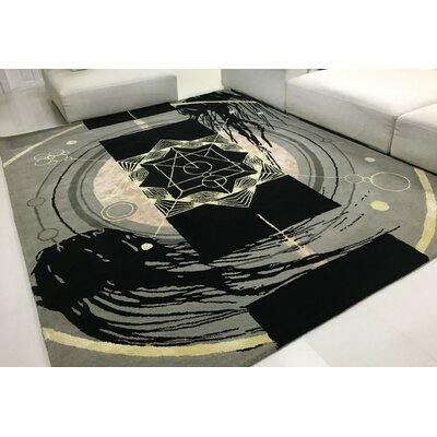 Disco Jelly Hand-Tufted Area Rug Rug Size: 8 x 10