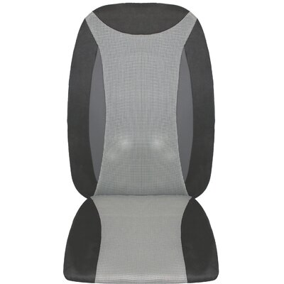 Relaxzen Full Back Shiatsu Massage Cushion with Heat