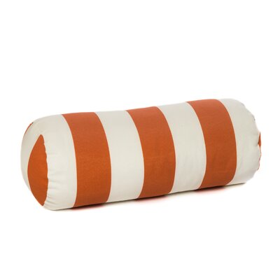 Bolster Pillow Color: Orange